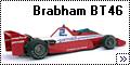 Tamiya 1/20 Brabham BT46