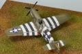 Academy 1/72 P-51B-1 Mustang
